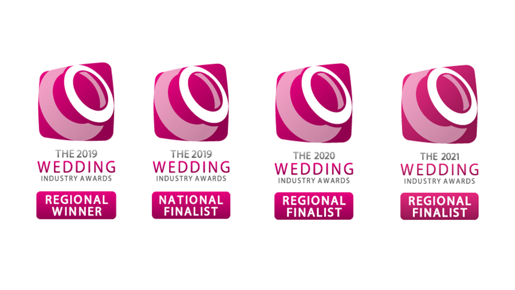 The Wedding Industry Awards Winner